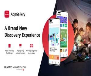 هواوي تعيد تصميم متجرها للتطبيقات AppGallery