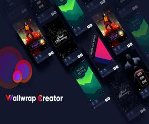 Wallwrap تطبيق أندرويد يمدك بخلفيات بجودة 4K وحتى إن...