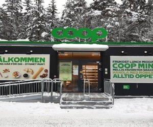 إطلاق متجر COOP Mini في السويد وهو متجر يعمل 24 ساعة...