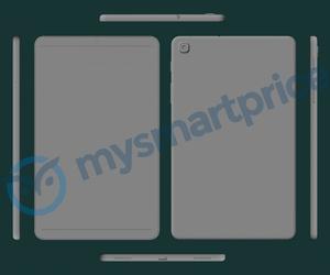 تسريبات مصورة تكشف عن تصميم جهاز Galaxy Tab A 8.4 لل...