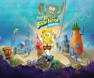 رسيمًا لعبة SpongeBob SquarePants متاحة الآن على أند...