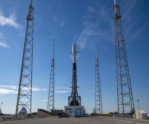 سبيس إكس تطلق 143 قمرًا صناعيًا إلى المدار
