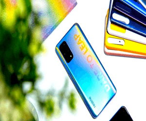 Realme تستعد للإعلان عن أول هاتف يدعم معدل تحديث 160...
