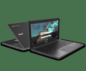 آيسر تكشف عن حاسوبي Chromebook بشاشة 11 بوصة لدعم قط...