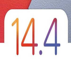*أبل تطلق تحديث iOS 14.4