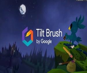 جوجل تنهي دعمها لتطبيق الواقع الافتراضي Tilt Brush