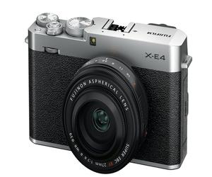 Fujifilm تعلن رسمياً عن كاميرة X-E4 بدون مرآة داخلية...