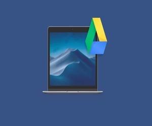 جوجل درايف يدعم النسخ الاحتياطي في حواسيب ماك الجديد...