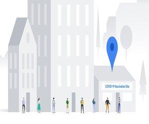خرائط جوجل ستعرض لك قريبًا مواقع لقاح كوفيد 19 &ldqu...