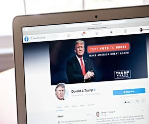 مجلس رقابة فيسبوك يطلب رأيك حول حظر ترامب