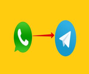 كيف يمكنك نقل محادثاتك من واتساب إلى تيليجرام بسهولة؟