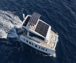 فولكس فاجن تطلق مشروع يخت يعمل بالطاقة الشمسية