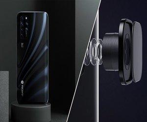 #اشاعه هاتف ZTE Axon 30 القادم سيكون أول هاتف يأتي م...