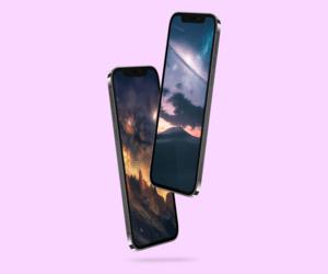 خلفيات لاندسكيب خيالية لهاتف iPhone