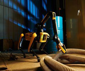 روبوت Spot يحصل على ميزة الشحن الذاتي