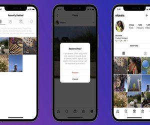 تطبيق  instagram يحصل على خاصية استعادة المنشورات ال...