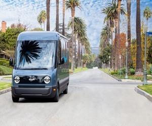 أمازون تختبر شاحنات التوصيل الكهربائية في لوس أنجلوس