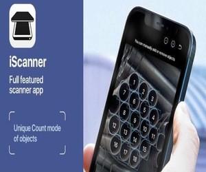 تطبيق iScanner يوفر ميزة عد الأشياء القائمة على الذك...