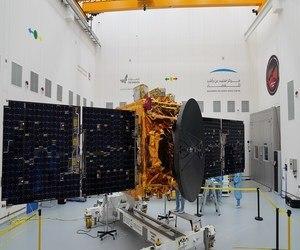 الإمارات على وشك الوصول إلى كوكب المريخ