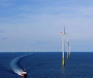 الدنمارك تبني جزيرة اصطناعية مولدة للرياح