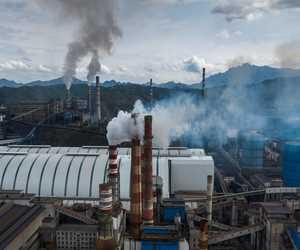 الصين تطلق منصة بيانات عامة لتعقب التلوث