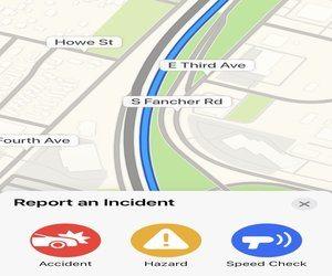 تطبيق Apple Maps سيحصل على خاصية للإبلاغ عن الحوادث ...