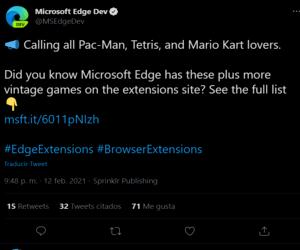 "تغريده من أحد حسابات Microsoft كانت تروج للـ""ق..."