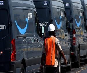 أمازون تستخدم تطبيق Mentor لتتبع السائقين