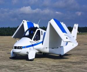 حلم السيارة الطائرة يقترب من الواقع مع Terrafugia