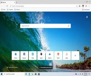 Microsoft Edge يحصل على طلبات الإشعارات التكيفية