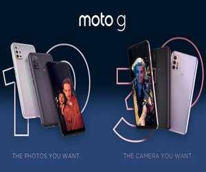 موتورولا تعلن عن Moto G30 و Moto G10