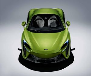 """شركة""""McLaren"""" تكشف النقاب عن سيارتها الخ..."""