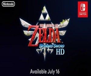 لعبة The Legend Of Zelda: Skyward Sword HD ستصل إلى ...