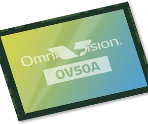 OmniVision تطلق مستشعر OV50A الجديد بنظام ضبط تلقائي...