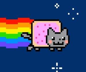 Nyan Cat تباع كقطعة من فن التشفير بنحو 600 ألف دولار