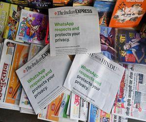 واتساب تعطل الرسائل إذا لم توافق على سياسة الخصوصية