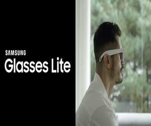 سامسونج تتخيل كيف قد تبدو نظاراتها للواقع المعزز