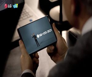 تقارير : LG توقف العمل على تصنيع هاتف LG Rollable ال...