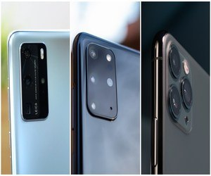 تحدي الكاميرات مابين Huawei P40 Pro ضد Samsung S20+ ...