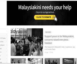 ماليزيا تفرض غرامة على موقع إخباري بسبب تعليقات القراء