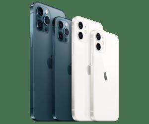 مبيعات iPhone 12 تدعم ابل للتفوق على سامسونج في الرب...