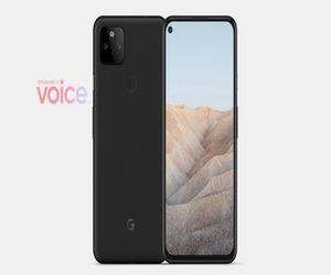 صور مسربة لتصميم هاتف Google Pixel 5a ويظهر مشابه لت...