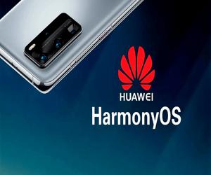 هواتف P50 هي الإصدارات الأولى من هواوي بنظام HARMONYOS