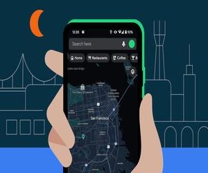 تطبيق Google Maps سيحصل أخيرا على النمط المظلم ⚫  ال...