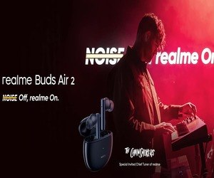 Realme Buds Air 2 تصل مع إلغاء الضوضاء