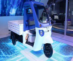 أمازون تستخدم مركبات Treo Zor الكهربائية للتسليم