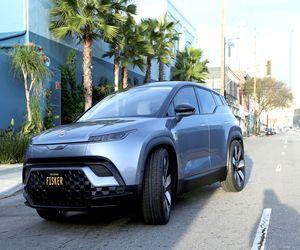 فوكسكون تبني سيارة كهربائية جديدة لشركة Fisker