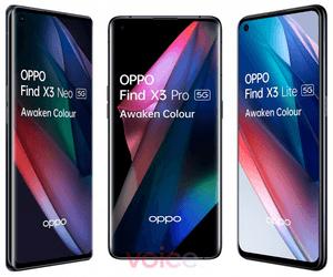تسريبات تستعرض السعر المتوقع لهواتف Oppo Find X3 في ...
