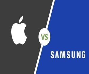 من يصنع أفضل هاتف حاليا أبل أم سامسونج ؟