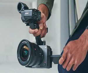 FX3 .. الكاميرا السينمائية الأقل تكلفة من سوني